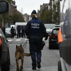 Belgian Home Raided Over Paris Attacks