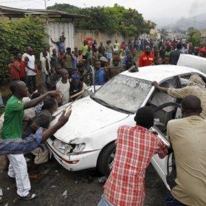 Burundi Ruling Party Urges Belgians to Leave