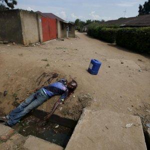 34 Shot Dead  in Burundi