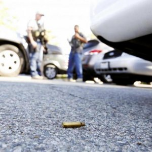 Carnage at California Shooting Scene