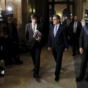 New Catalonia Leader Pledges Secession
