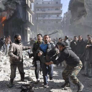 Death Toll in Syria Tops 55,000 in 2015