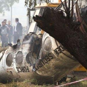 Ten Die in Delhi Plane Crash