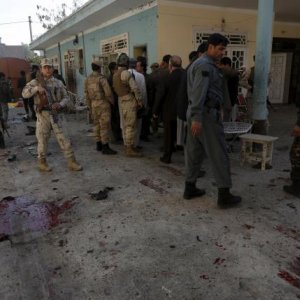 13 Killed in Afghan Suicide Bombing