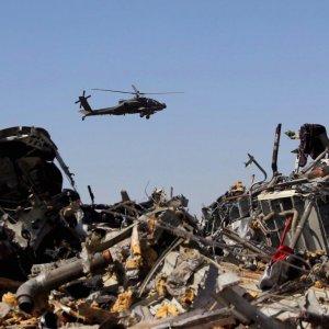 Egypt Disputes Russian Jet Crash Claims