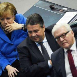 Germans Couldn't Decide on Transit Zones