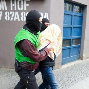 Police Arrest Suspects Plotting Attack in Berlin