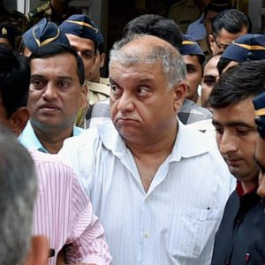 India Tycoon Charged With Murder