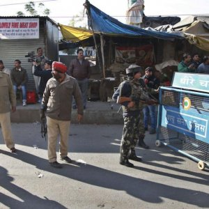 6 Killed in Attack on Indian Air Base
