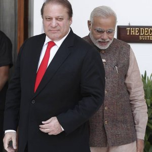 Modi in Surprise Visit to Pakistan