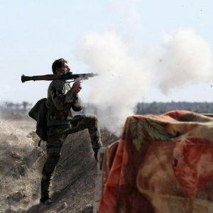 Iraq Prepares Mosul Offensive