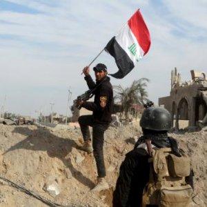 Iraqi Military Advance Reconnects Ramadi to Key Army Base