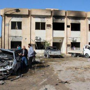 Libya Truck Bombing Kills 60 Policemen