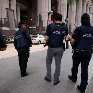 Malaysia Arrests Suspected  IS Militant