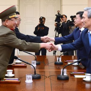 Koreas Talking Peace