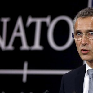 NATO Won't Send Ground Troops to Fight IS