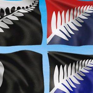 New Zealanders to Select Nat'l Flag