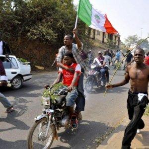 Gas Tanker Inferno Kills 100 in Nigeria