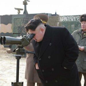 N. Korea's Kim Orders More Rocket Launches