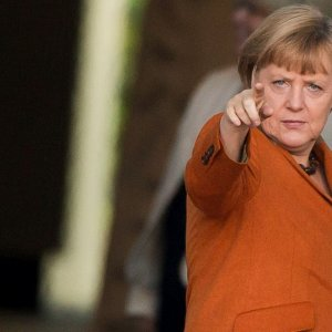 Europe Rises and Falls With Merkel