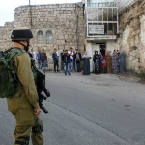 Israelis Shot Dead Palestinian