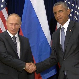 Putin, Obama Discuss Syria