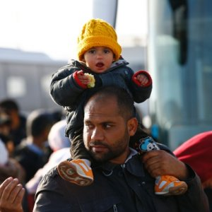 Refugees 'Disappear' in Germany