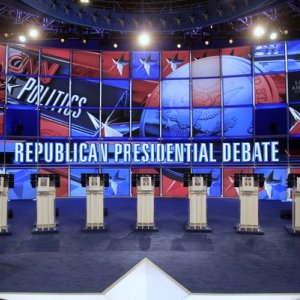 US Republican Rivals Hold Final Debate