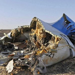 IS Claims Downing Russian Plane