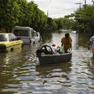 S. America Flooding Displaces 150,000