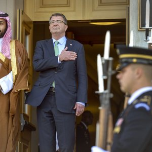 S. Arabia Offers Troops for Syria