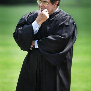 US Justice Scalia Dies