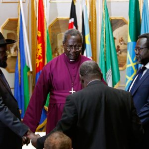 S. Sudan President Reappoints Rival