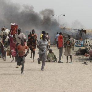 Fighting at UN Compound in S. Sudan Kills 18