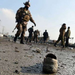9 Killed  in Afghan Suicide Bombings