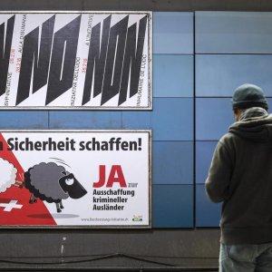 Swiss Reject Foreign Criminals' Deportation