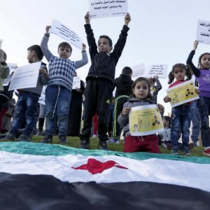 Syrian Gov't to Allow Aid to Enter Madaya