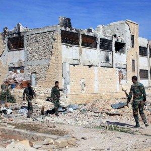 Syrian Troops Capture Village Near Aleppo