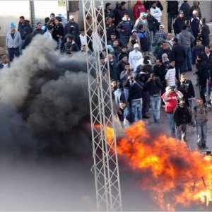 Tunisian Unemployment Protests Spread
