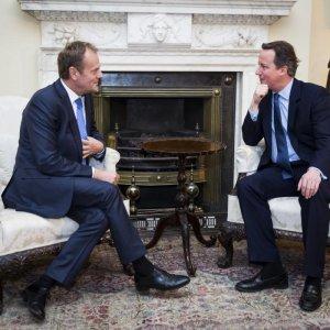"Breakup Risk ""Real"" Over UK-EU Talks"