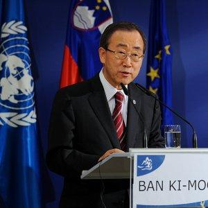 UN Denies Ban's Visit to N. Korea