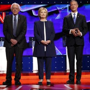 US Democratic Candidates Spar on Gun Control