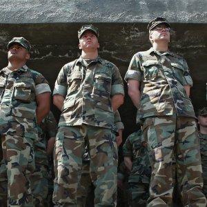 US Military Instructors Arrive in Kobani