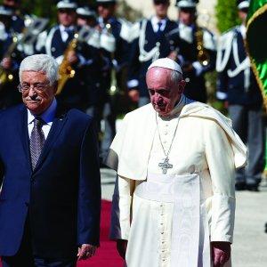 Vatican-Palestine Accord Comes Into Effect