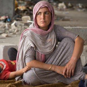 Mass Grave of Yazidis in Iraq
