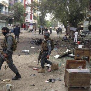 Afghanistan Suicide Blast Kills 33