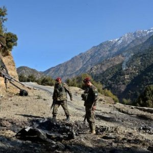 Afghan Army Suffers Heavy Combat Losses