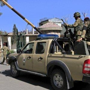 Afghan Army Kills 23 Militants