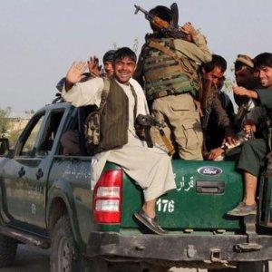 Afghan Forces Fight to Retake Kunduz