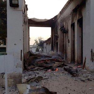 Afghan Doctor Slaughter Pulls Back Curtain